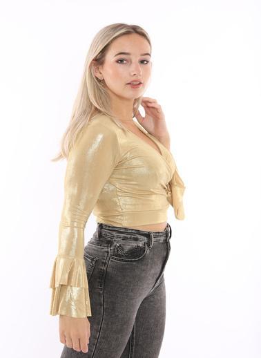 Sense Bluz Altın